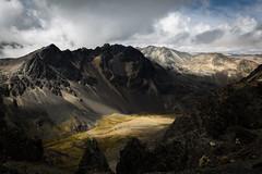 Cordillera Real (__Alex___) Tags: travel light sun mountain mountains nature yellow rock trekking trek canon landscape landscapes wide bolivia calm 5d paysage montagnes discover bolivie 1635 1635mm 1635f4is