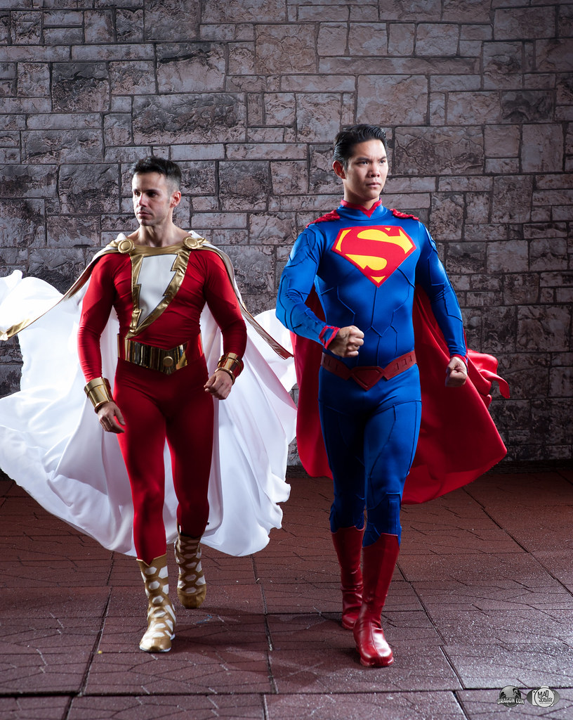 the gallery for gt shazam new 52 cosplay