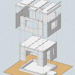 建築工法の写真