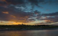 Lancing College Proper Sunset 2 (Phal44) Tags: sunset canon landscape sussex sigma 7d mk2 shoreham shorehambysea lancingcollege 1835mm adurriver skyporn 7d2