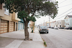 Outer Sunset (hynden) Tags: sf life street sunset usa house cars car us san francisco places outer