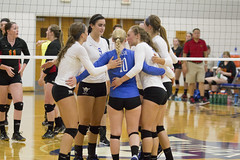 Volleyball24 (Luther College _ Photo Bureau) Tags: sports sarah womens bauer volleyball