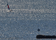 _49A1007 (mikeconley) Tags: usa lake reflection water burlington vermont sailing champlain sail sailboard sailboarding