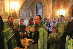 13. The commemoration day of St Sergius of Radonezh in Bogorodichnoe village / Праздник Прп. Сергия Радонежского в Богородичном