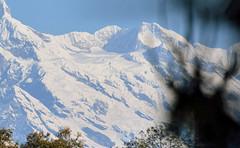 Nepal peak! (draskd) Tags: himalayas sikkim gangtok kanchenjunga eastsikkim himalayanpeaks kanchenjungarange