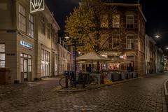 Nom Nom (JvdB Photography) Tags: longexposure reflection water netherlands night buildings outdoors lights nikon october photowalk d750 denbosch brabant offices 2015 tamronsp2470mmf28divcusd jochemvanderblom