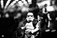 On Trooper Business (espressoDOM) Tags: bw trooper starwars lucas stormtrooper secretlifeoftoys collectibles sideshow sideshowcollectibles