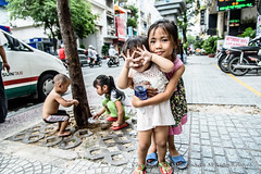 750_5936 (motonari1611) Tags: street children vietnam peple    hchminh