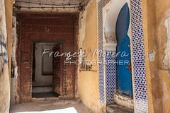Strolling through the tanners' neighborhood. Fez (FM Photographer) Tags: africa fez medina marroc feselbali zocosouk