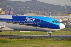 HC-BHM (Sandro Rota - Ecuador Aviation Photography) Tags: boeing 727 727200 tame eq tae hcbhm ecuador quito aeropuerto sequ uio avion aviones aviacion fotos spotting ecuadoraviationphotography