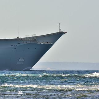 HMAS Adelaide (MMSI: 503000021)