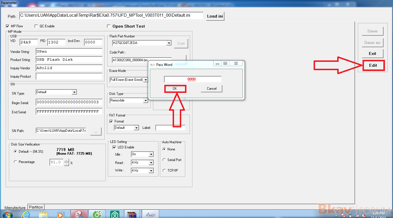 инструкция phison mpall v3 60 0b rar