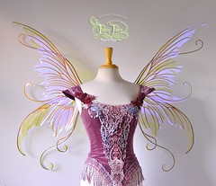 Amy Brown Bubble Rider Fairy Wings (Fancy Fairy) Tags: fairy amybrown fairywings bubblerider amybrownwings