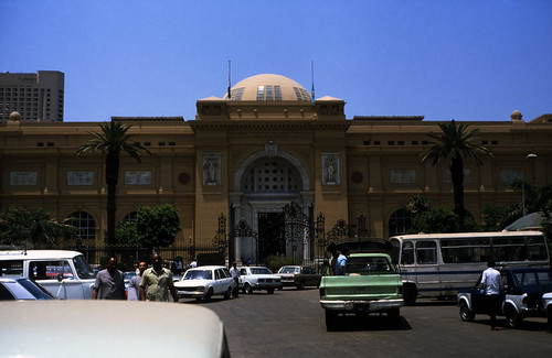 "Ägypten 1983 (08) Kairo: Ägyptisches Museum • <a style=""font-size:0.8em;"" href=""http://www.flickr.com/photos/69570948@N04/22933238422/"" target=""_blank"">Auf Flickr ansehen</a>"