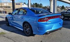 2016 Dodge Charger R/T Scat Pack 392 (nifty43 (nifticus)) Tags: britishcolumbia burnaby cardealership carlot 392 autodealership scatpack 2016dodgecharger 2016dodgechargerrt dodgecharger392