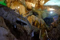 cave near Thakhek (Julien Falissard) Tags: voyage travel landscape couple tour duo roadtrip caves deux laos monde paysage ville dun grottes 2015 thakhek