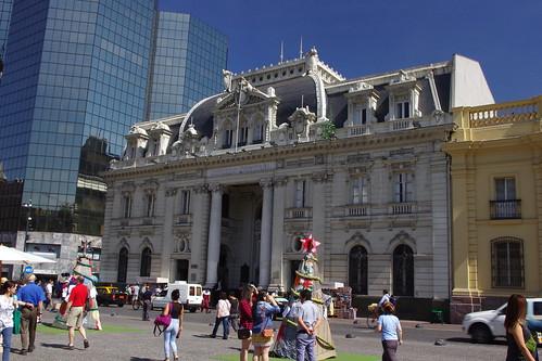 Central Post Office, Santiago