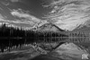 Buller Pond (ryan.kole32) Tags: canmore canmorealberta alberta canada canadianrockies rockies rockymountains kananaskiscountry kananaskis landscape nature beautyinnature travel outdoors hiking bullerpond pond mirrorimage reflection trees forest shore shoreline clouds cloudy peaceful calm tranquil sony sonya77
