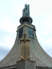 A Béke Síremléke az Austerlitzi csatatéren