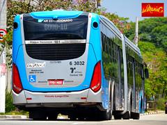 6 3032 Mobibrasil (busManíaCo) Tags: mobibrasil caio millennium brt articulado mercedesbenz o500uda bluetec 5 busmaníaco nikond3100 bus ônibus urbano rodoviário