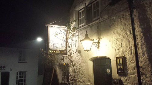 The Old White Hart.