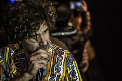 Lorenzo Kruger (*Naig*) Tags: nobraino live music concerto musica concert lorenzo lorenzokruger singer cantante follia folle facce ritratti portrait