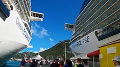 074/105 28-12-2016 Phillipsburg, Sint Maarten (Mark Hewson) Tags: celebrity equinox eclipse phillipsburg maarten caribbean