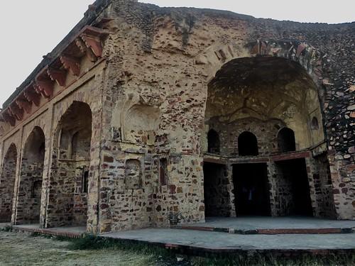 印度阿克巴大帝陵寢