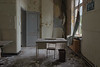 School's Out (Marian Smeets) Tags: schoolsout school urbex urbexexploring abandoned vervallen verlaten decay belgium belgie nikond750 mariansmeets 2016 classroom klaslokaal schoolofdecay