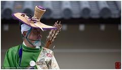 Jidai festival 20016 in Kyoto (Damien Douxchamps) Tags: japan 日本 japon kansai 関西 kinki 近畿 kyoto 京都 中京 下京 上京 central imperialgarden 京都御苑 時代祭 jidai festival matsuri portrait wall