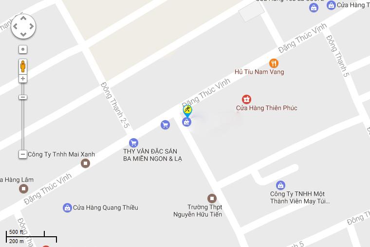 Khai trương siêu thị Điện máy XANH Đặng Thúc Vịnh, Hóc Môn