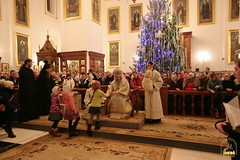100. Nativity of the Lord at Lavra / Рождество Христово в Лавре 07.01.2017