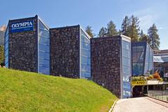 Seefeld (Tirol) - Olympia-Zentrum (2)