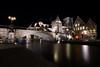Sint-Michielsbrug Gent (Dannis van der Heiden) Tags: gent ghent belgium belgie historic water flanders sintmichielsbrug bridge night lys leie longexposure wideangle medieval tamron1024mm slta58 atmosphere 2017