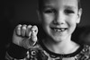 Lost tooth! (Heather Dost) Tags: documentary everyday teeth losttooth childhood