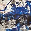 Pandémie (Gerard Hermand) Tags: 1609304711 gerardhermand france paris canon eos5dmarkii formatcarré malakoff laréserve bois wood abstrait abstract abstraction tache spot peinture paint bleu blue