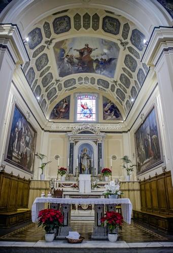 Macerata Campania (CE), 2017, Chiesa Abbaziale di San Martino Vescovo.