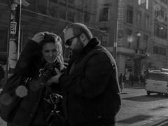 No Chimping (Derek St.John) Tags: summicron shadows lensflare italy blackandwhite digilux2 leica streetphotography roma monochrome italia digilux street people rome