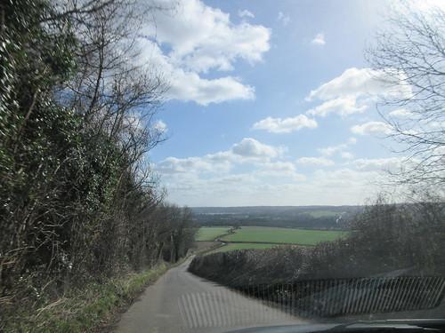 Brasted Hill, Kent