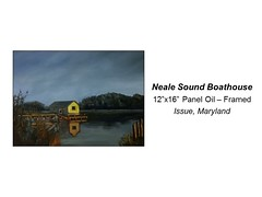 "Neale Sound Boathouse • <a style=""font-size:0.8em;"" href=""https://www.flickr.com/photos/124378531@N04/32502952455/"" target=""_blank"">View on Flickr</a>"