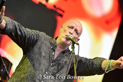 Dreadzone at Beautiful Days 2016