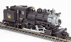 CNJ 225 03 (Cale Leiphart) Tags: lego train passenger cnj centralnewjersey rr railroad jerseycentral suburbanlocomotive steam engine 464 225