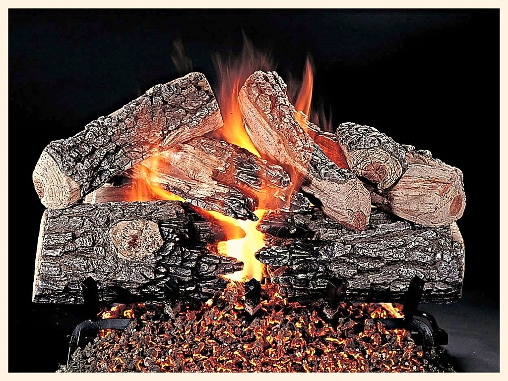 Rasmussen Evening Prestige gas logs
