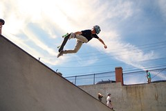 Backside Air (Evan Davison) Tags: skateboarding asheville backsideair ashevilleskateboarding
