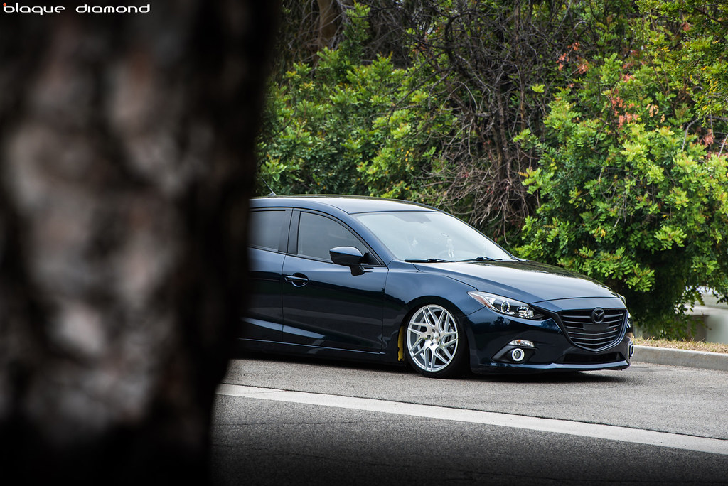 Blaque Diamond Bd 3 2015 Mazda 3