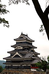 Matsumoto castle (cipangu2001) Tags: castle japan matsumoto giappone