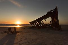 Olympic Peninsula Trip (ttran93) Tags: sunset beach oregon coast peter shipwreck iredale
