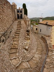 Escales del Castell de Calafell (4) (calafellvalo) Tags: treppe step ladder ladders escaleras leiter chelle peldaos calafellvalo escalerasescalesbaixpenedsescalesscalestaircasecalafellvalo calafellcastellescalesescalerascastillorampacuestapiedraston strsis