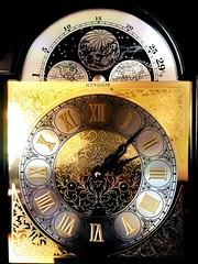 Time of the clock (jacob_hodgkinson) Tags: clock time grandfather ticktock