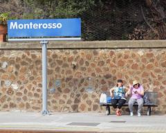 Train Station (dcstep) Tags: cruise italy mediterranean genoa dxo cinqueterre monterosso allrightsreserved mediterraneansea ef24105mmf4lis emeraldprincess copyright2015davidcstephens canon5dsr dxoopticspro104 f4a7510dxosrgb